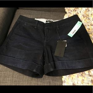 NWT Dear John Finnegan Roll Cuff Shorts 6/28